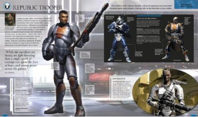 New Star Wars The Old Republic Encyclopedia Images - Star wars old republic us map