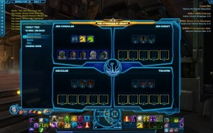SWTOR Legacy Perks guide