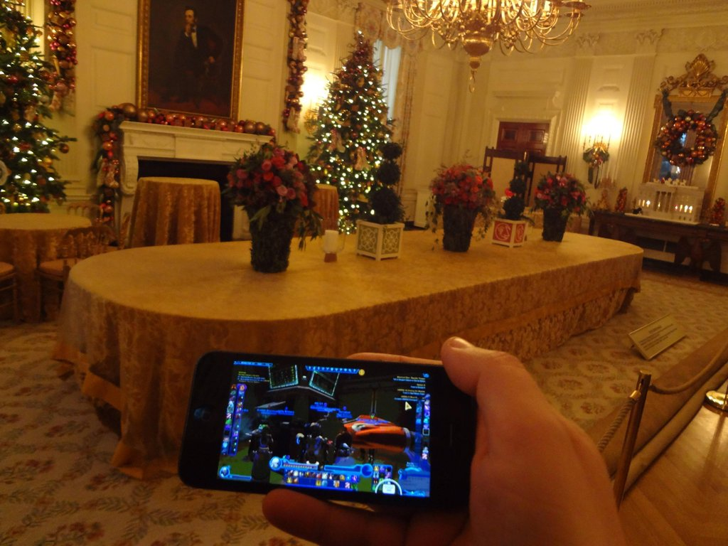 SWTOR in the White House 3