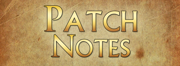 swtor patchnotes