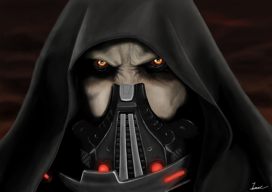 Impressive Amateur Darth Malgus Cosplay