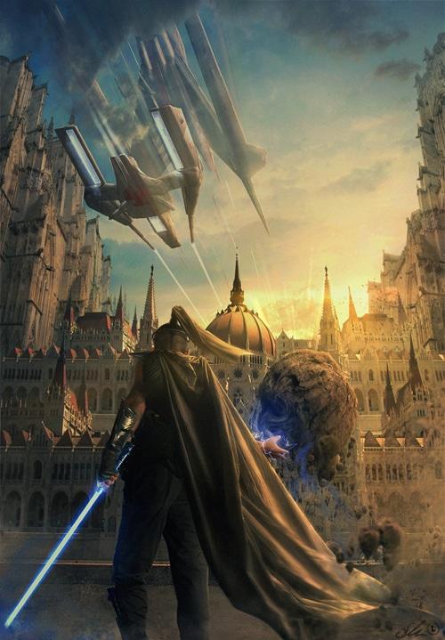 Jedi Sage Fanart
