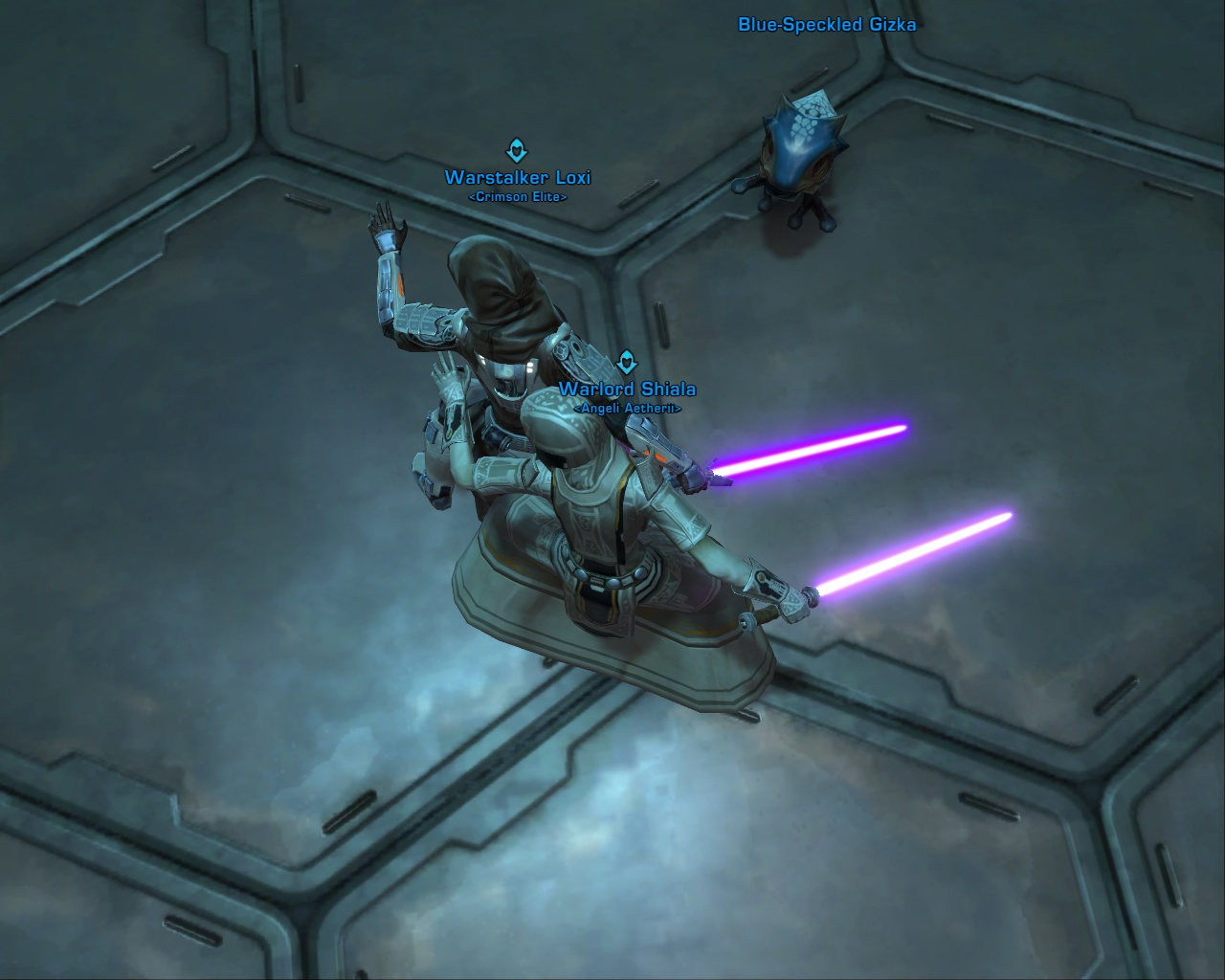 swtor Purple vs Derelict-Purple crystal