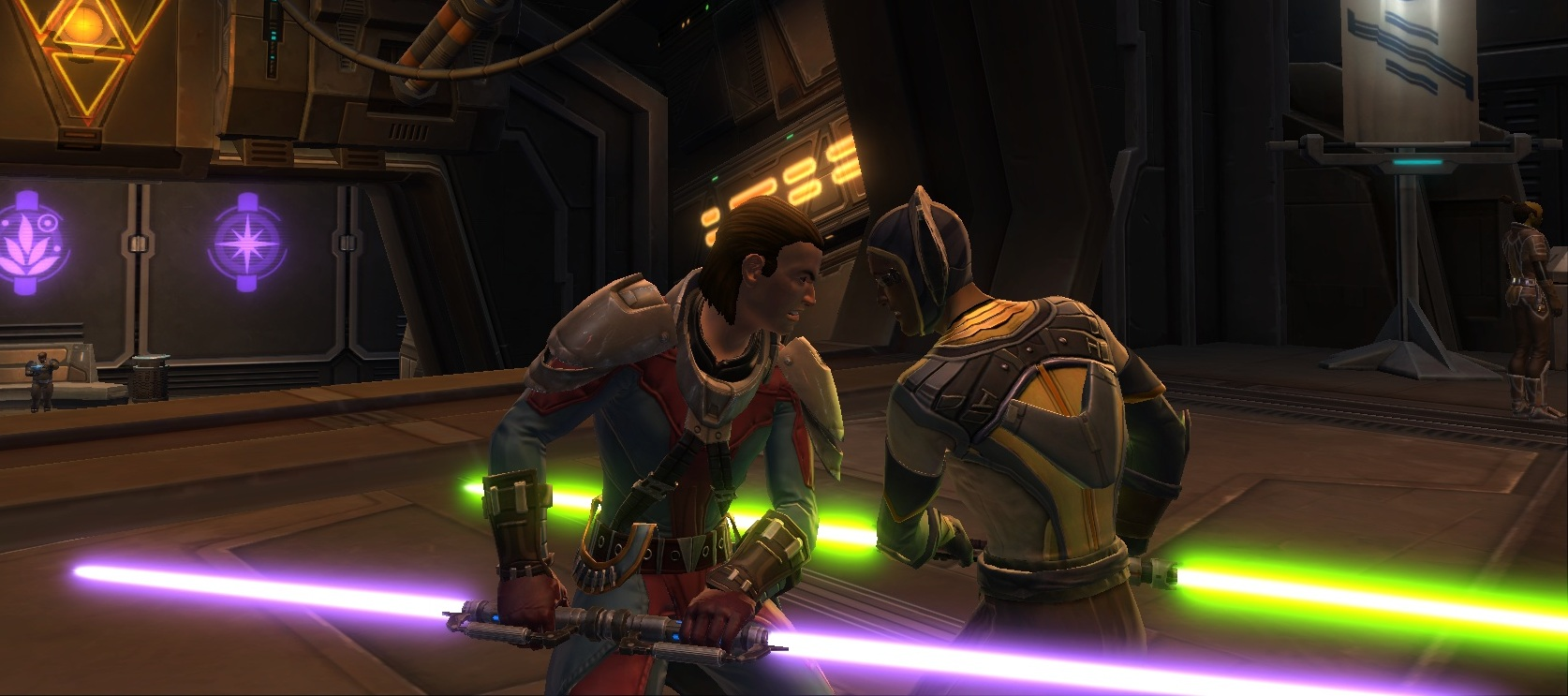 swtor duel of faith