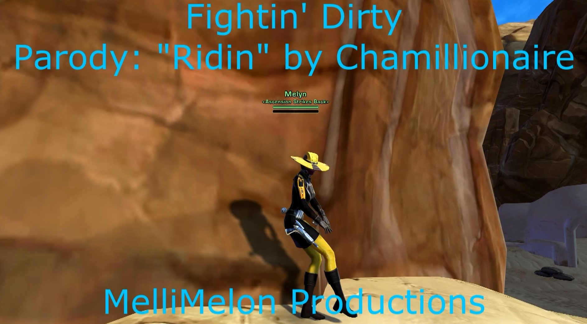 Fightin Dirty - A SWTOR Parody