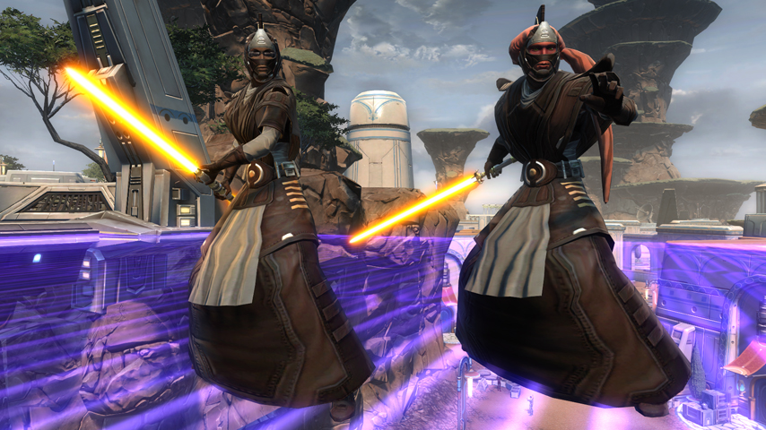 Jedi Consular Class Changes