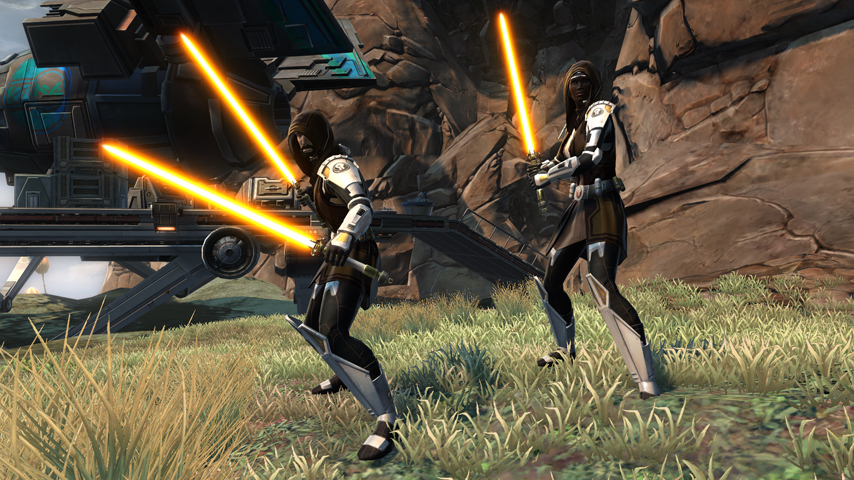 Jedi Knight Class Changes in RotHC