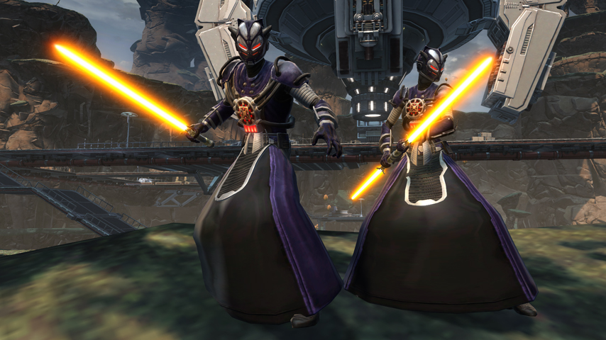 Sith Inquisitor Class Changes