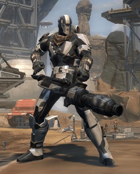 swtor Commando Armor