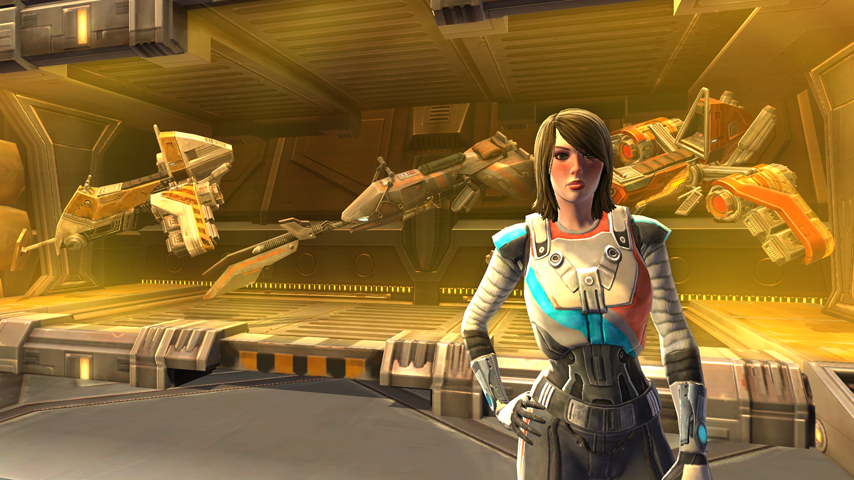 swtor Galactic Solutions Industries