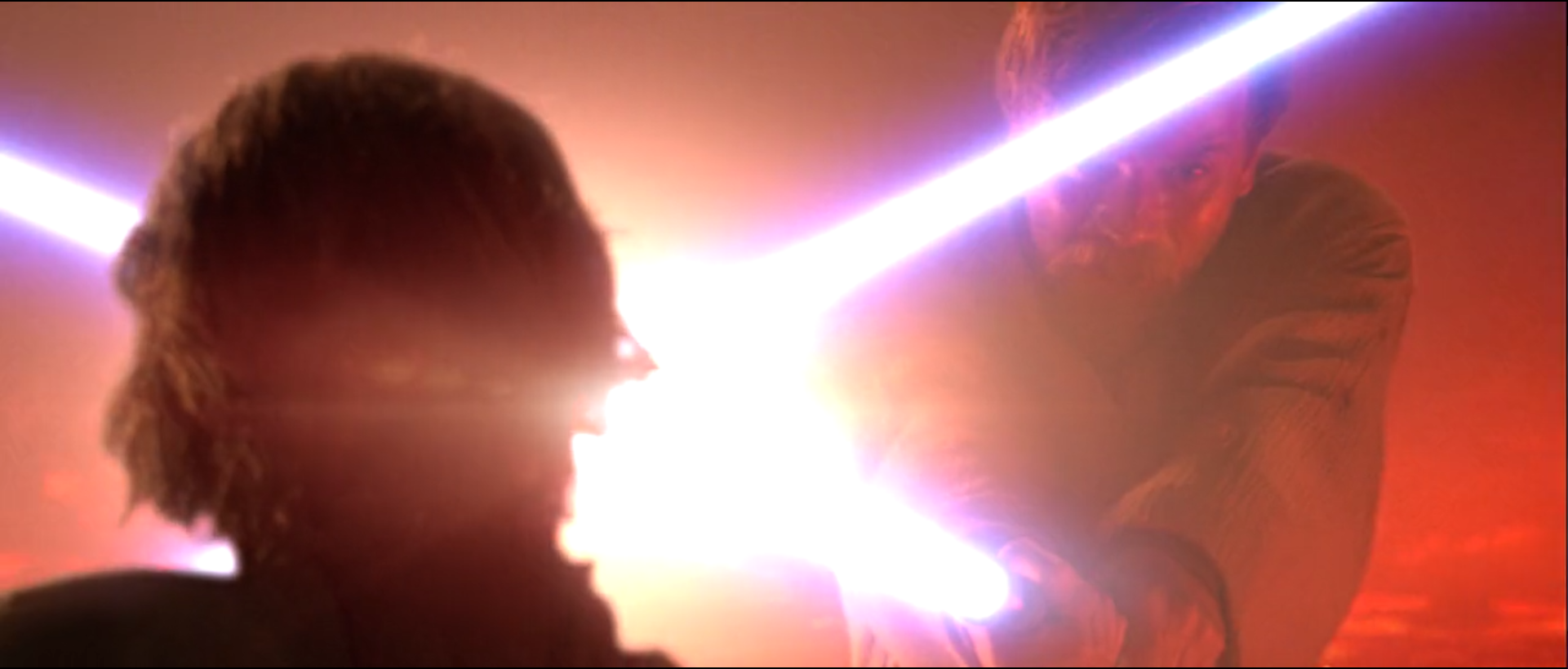 Anakin vs Ben 2