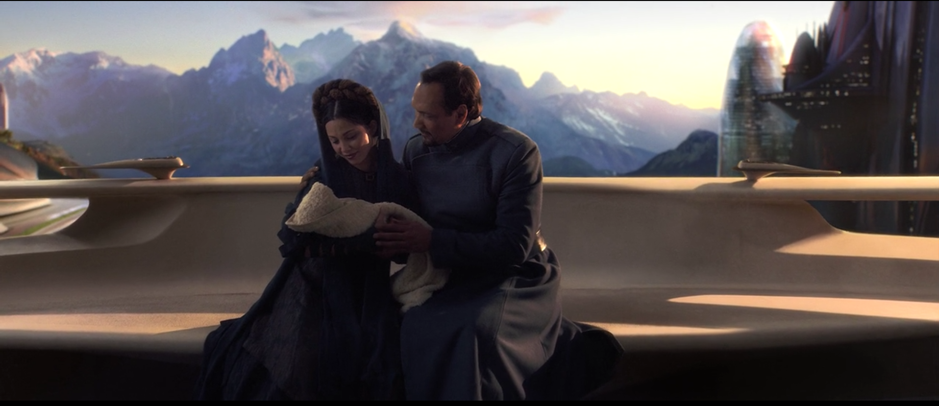 Organa Foster Parents