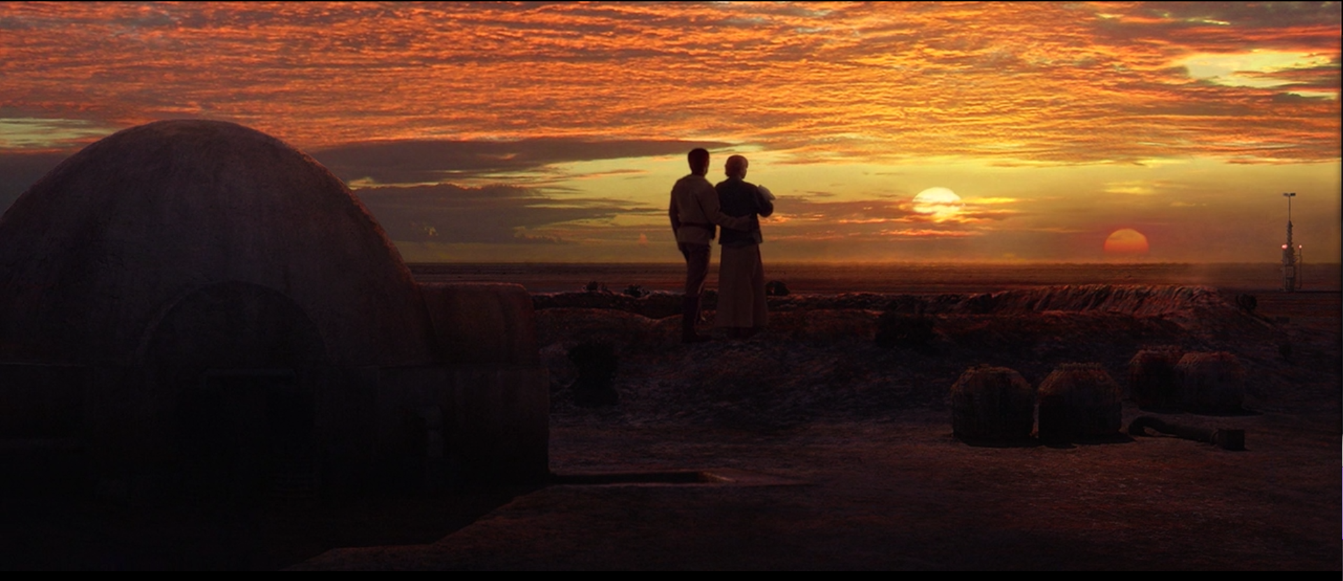 Skywalker Foster Parents Tatooine 2