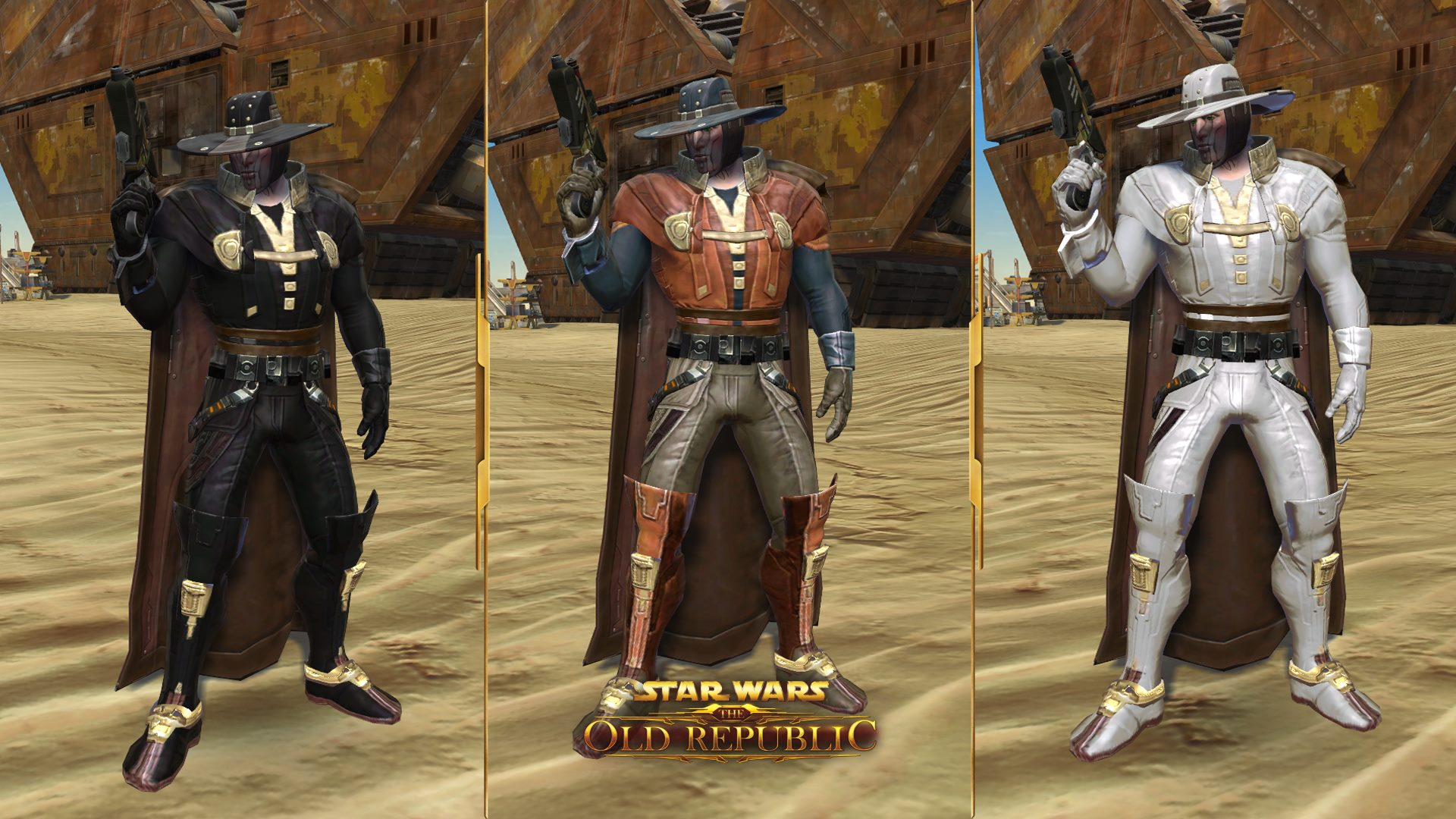 swtor smuggler armor dyes
