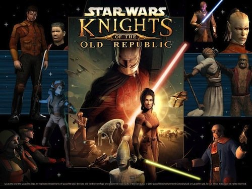 kotor now on ipad