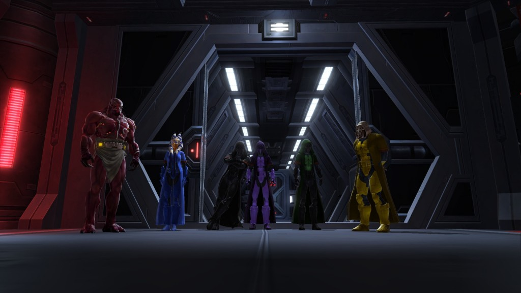 sith power rangers