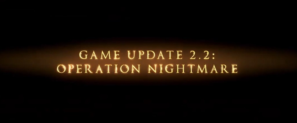 swtor game update 2_2 operation nightmare
