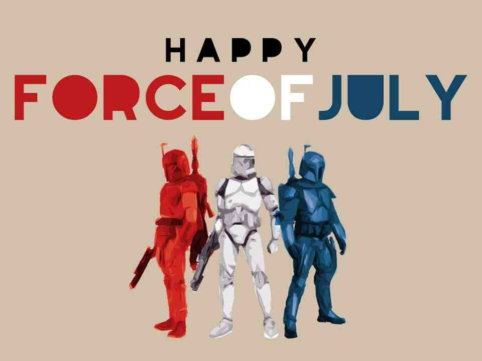 happy force of july