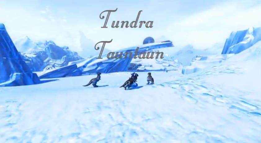 Tundra Tauntaun
