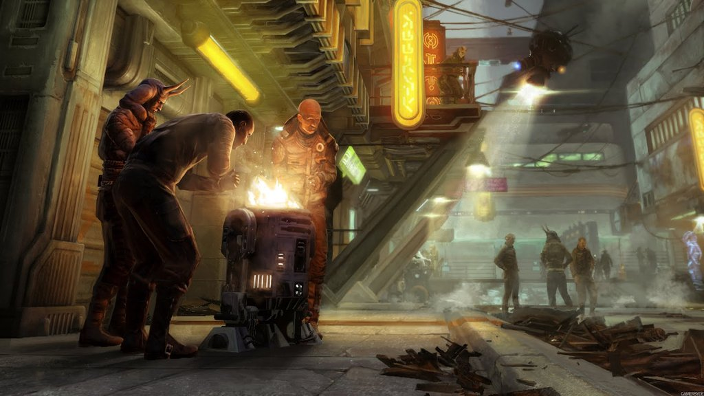 star wars 1313 art 7