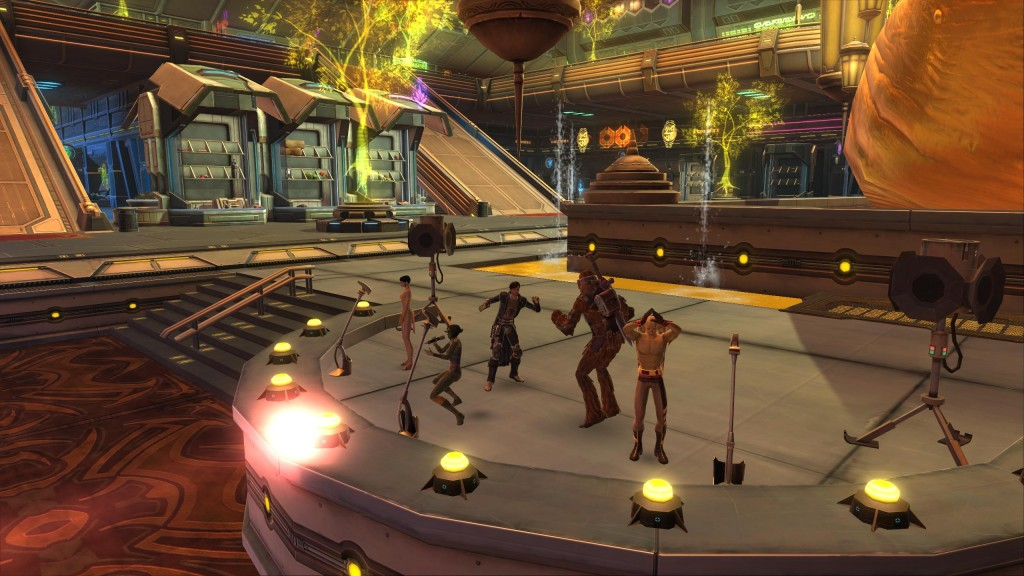swtor bugs