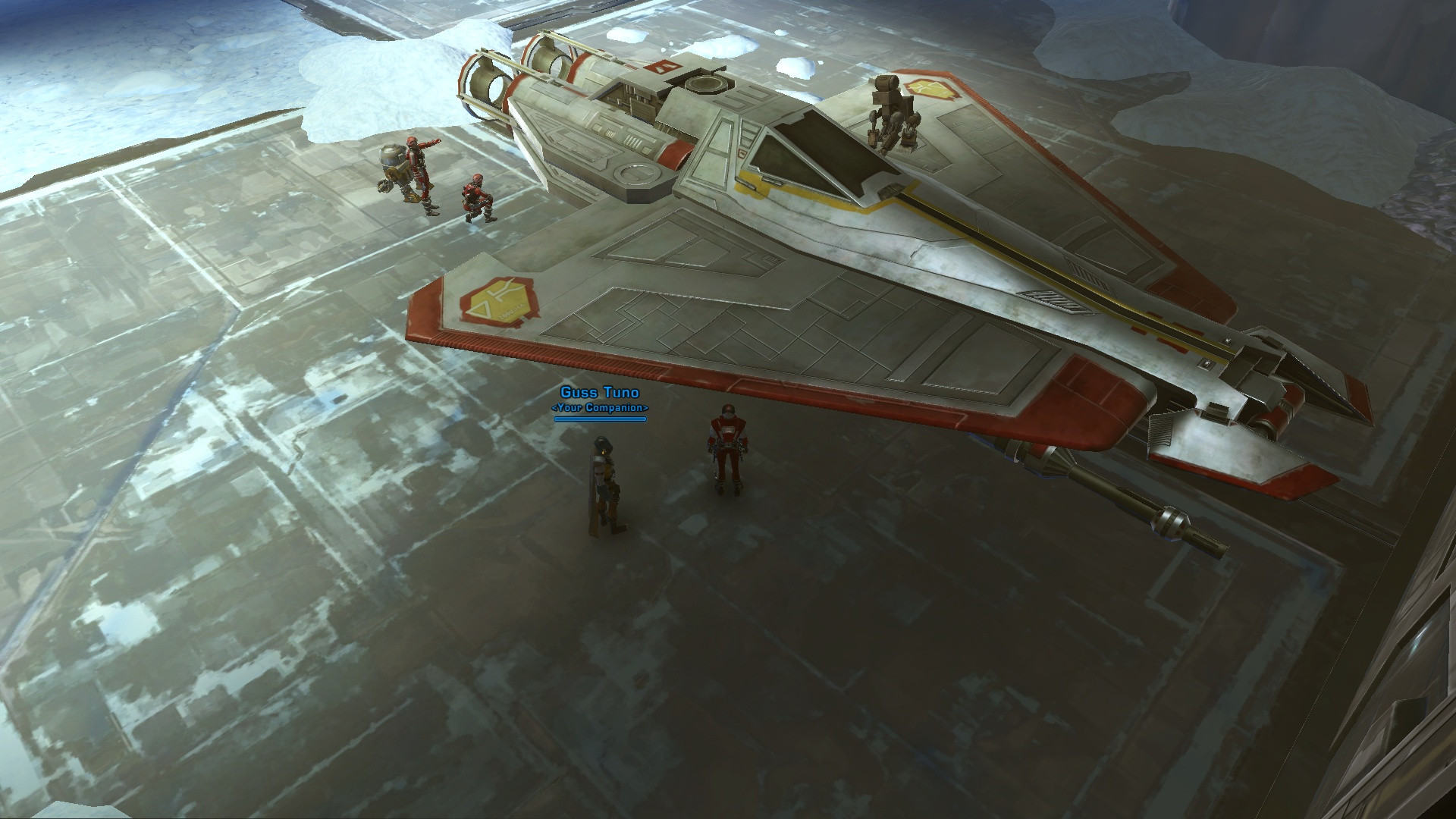 SWTOR Galactic Starfighter Guide to Flashfire