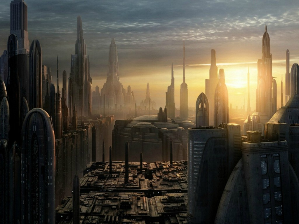 Civilization on Coruscant expands