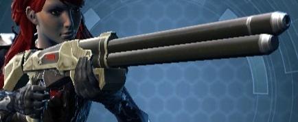 Interstellar Regulator's Blaster Rifle