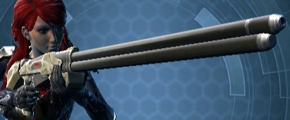 Interstellar Regulator's Sniper Rifle