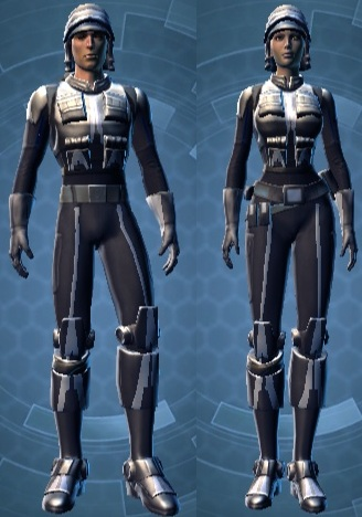 Mountain Explorer Armor set