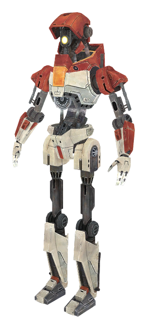 Republic Assault HK Customization
