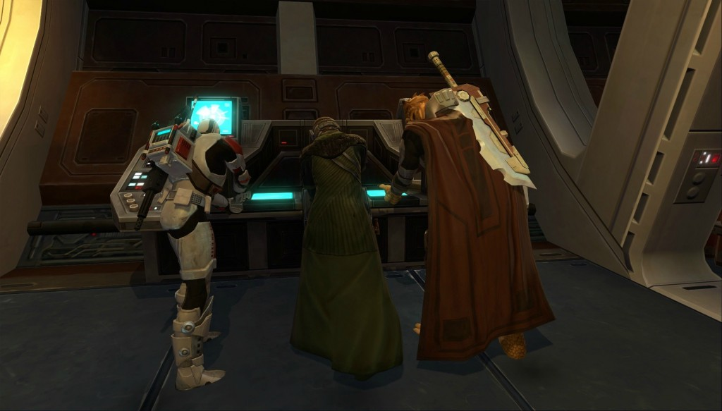 Will the Competition Be Held off By SWTOR's 2014 Roadmap