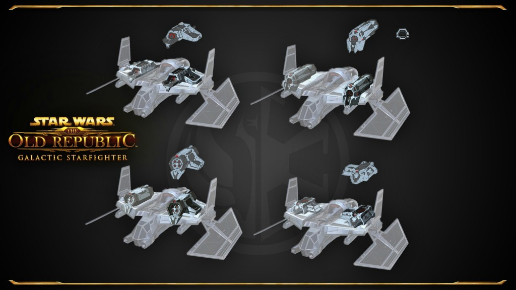 swtor Galactic Starfighter Concept Arts 1