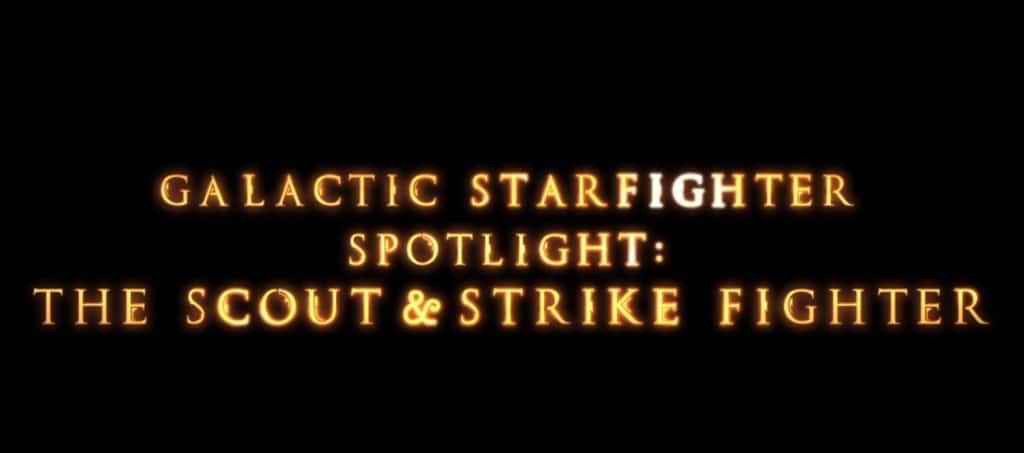 SWTOR Galactic Starfighter Spotlight