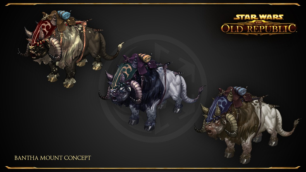 SWTOR_Bantha_Mount_Concept
