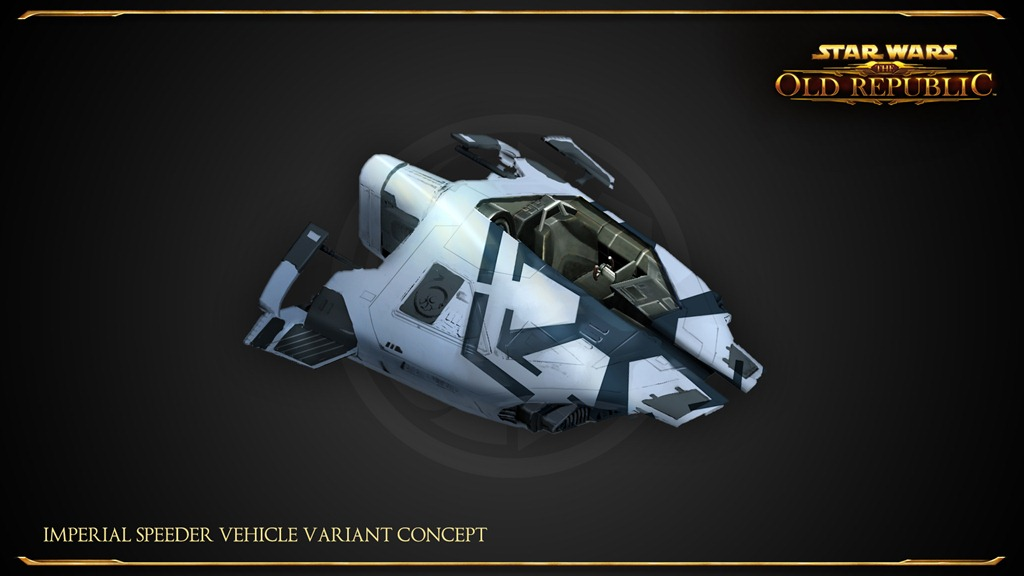 SWTOR_Imperial_Speeder_Concept