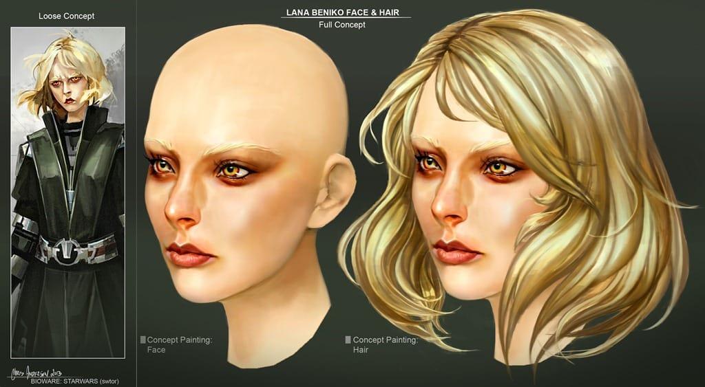 SWTOR_Lana_Beniko_concept1