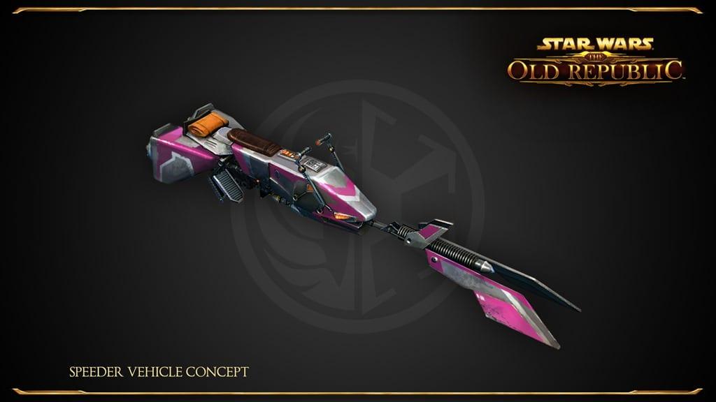 SWTOR_Speeder_Concept