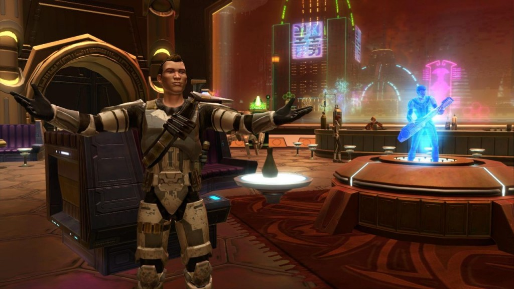 swtor Strongholds