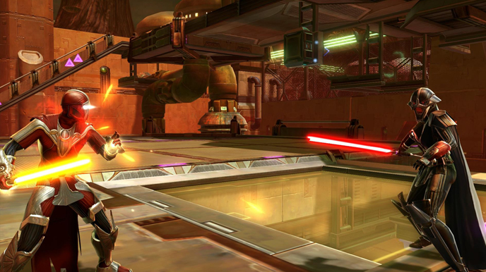 swtor double xp week 2