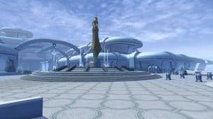 Manaan environmental screenshot