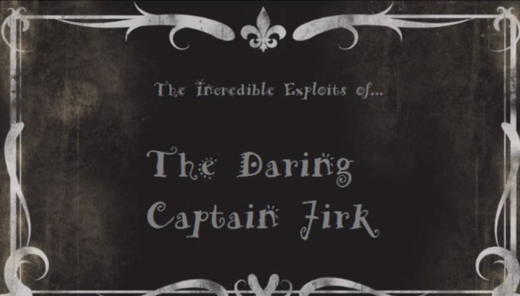 The Incredible Exploits of Captain Jirk