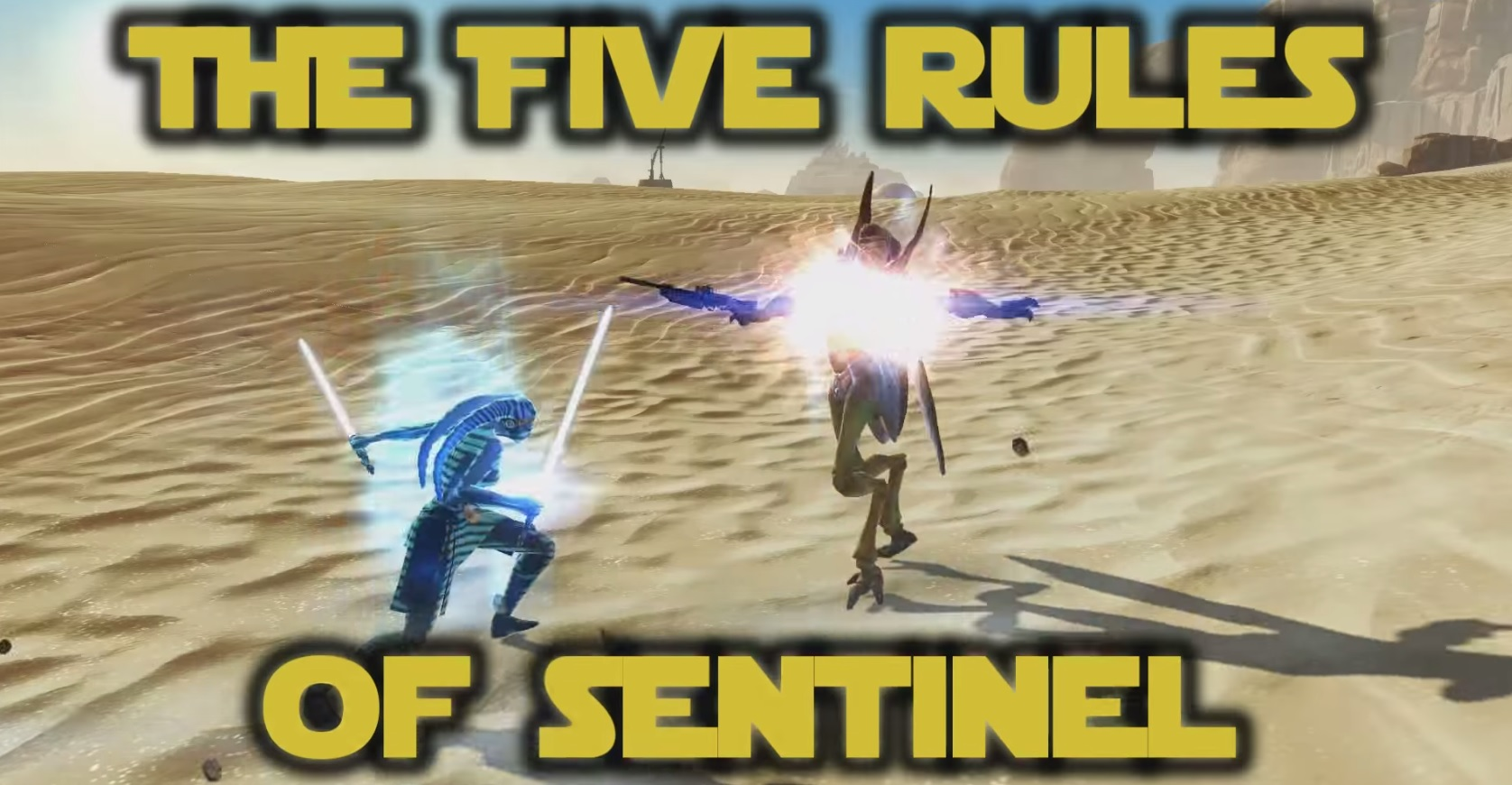 the five rules of sentinel