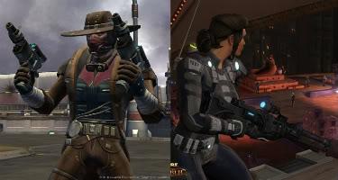 Gunslinger-Sniper