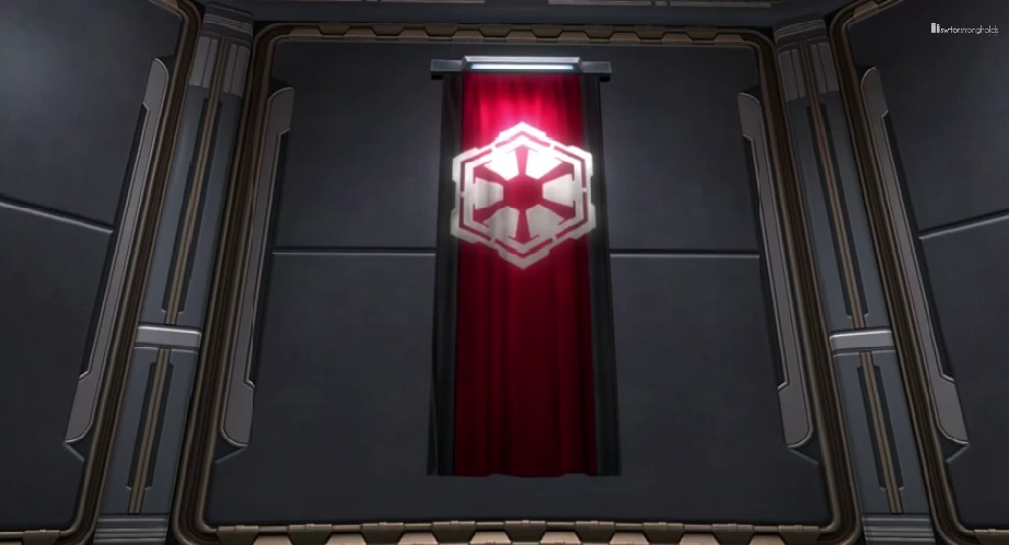 SWTOR Warzone Commendation Decorations