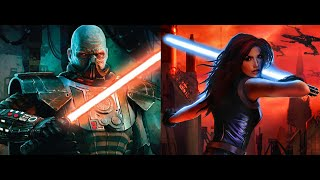 Darth Malgus VS Mara Jade Skywalker