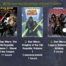 Get them while they last! Dark Horse Comics launches Star Wars Humble Bundle!