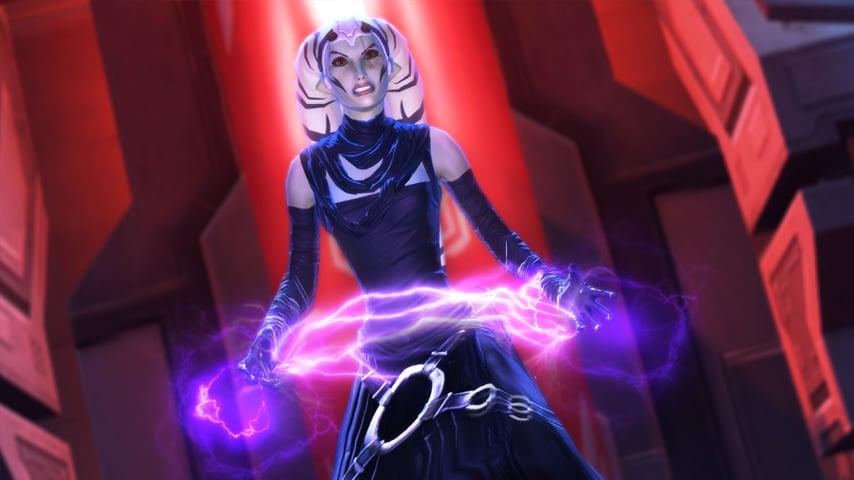 swtor Sorcerer