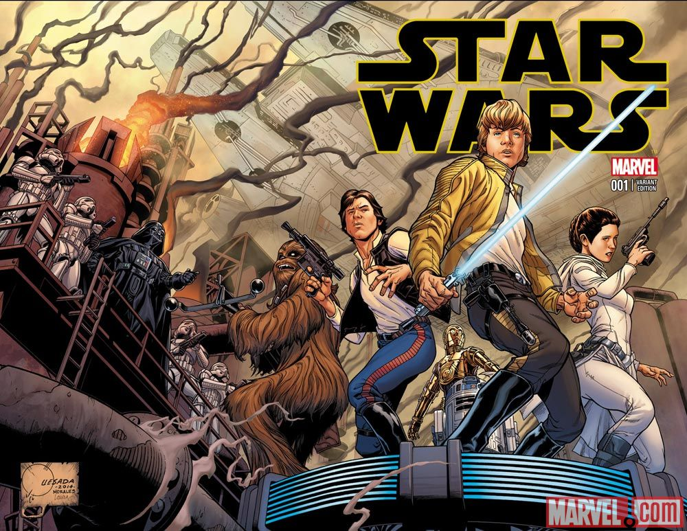 Marvel's 'Star Wars #1