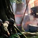 Star Wars Battlefront: Stunning Endor Concept Art Revealed
